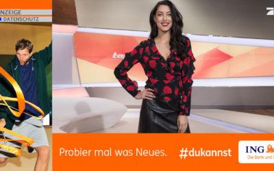 'Du kannst': ING und PREX starten erste programmatische Addressable TV-Kampagne über d-force