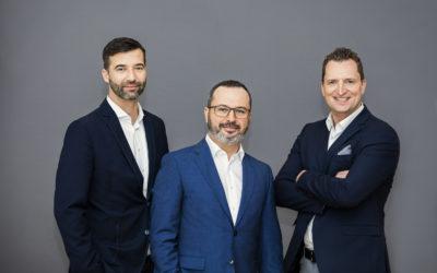 Programmatic Video Joint Venture d-force nimmt operativen Betrieb auf | Geschäftsführung mit Ralf Hammerath, Alen Nazarian und Jens Pöppelmann besetzt